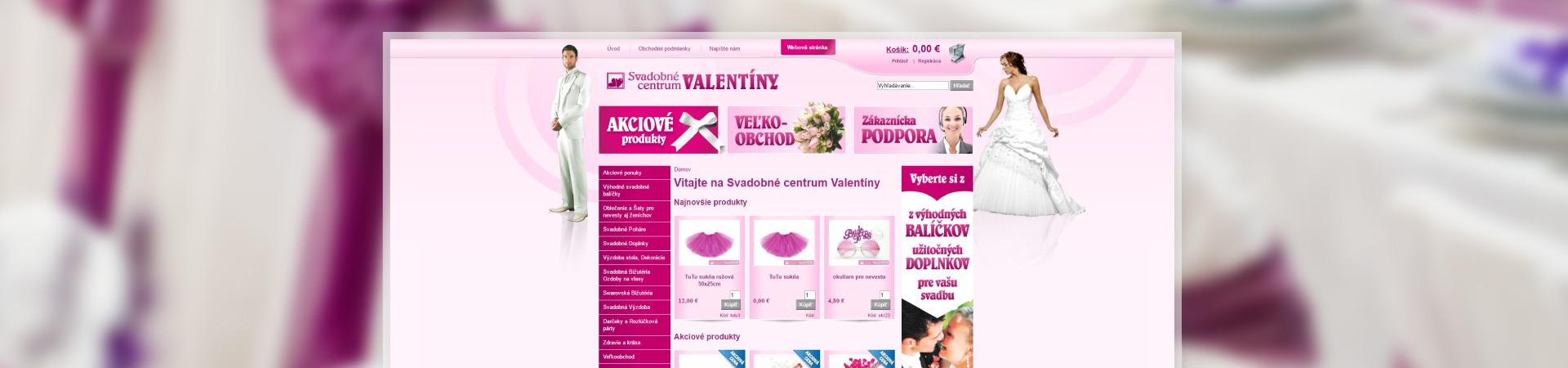 603dd31eb805 Svadobné Centrum Valentíny - svadobný salón Dubnica nad Váhom ...