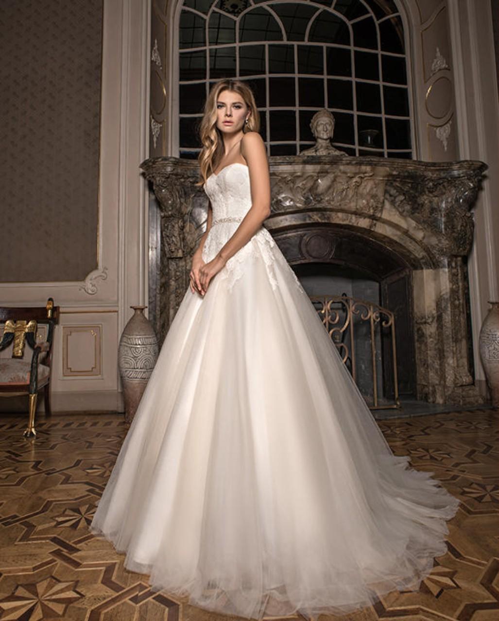 8c7158ed69b3 Luxusné Svadobné šaty 2018-2019