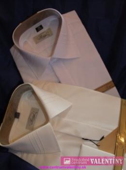 košeľa krémová
