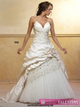 svadobné šaty Kráľovské