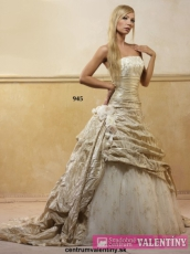 svadobné šaty Erika