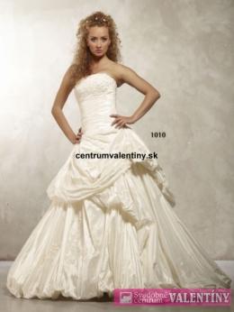 svadobné šaty Zlatica