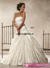 svadobné šaty Antónia