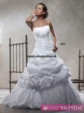 svadobné šaty Tamara biele