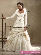 svadobné šaty Nataša biele