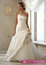 svadobné šaty Simona