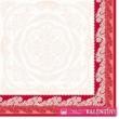 servítky balenie 50ks, netkaná textília