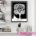 Rodinný strom,plagát
