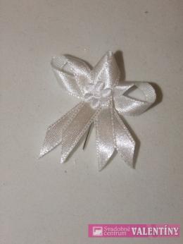 svadobné pierko biele kvet malý biely