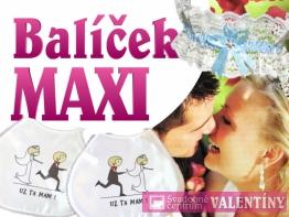 Svadobný balíček MAXI