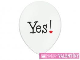 balón Yes