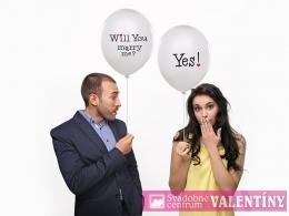balóniky na fotenie