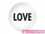 mega balón 1meter LOVE