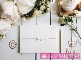 Kniha hostí Love
