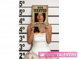 Plagáty Husband Wanted,Wife Wanted