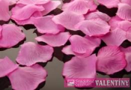 Lupene ruží cyklaménovo ružové