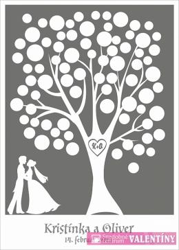 plagát rodinný strom